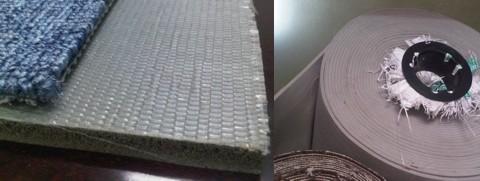 Underlayer Foam Carpet Accessories Toko Karpet Indah